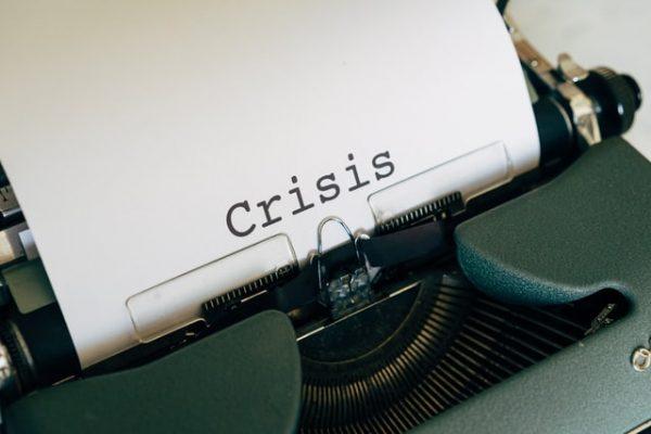 משבר במכונת כתיבה